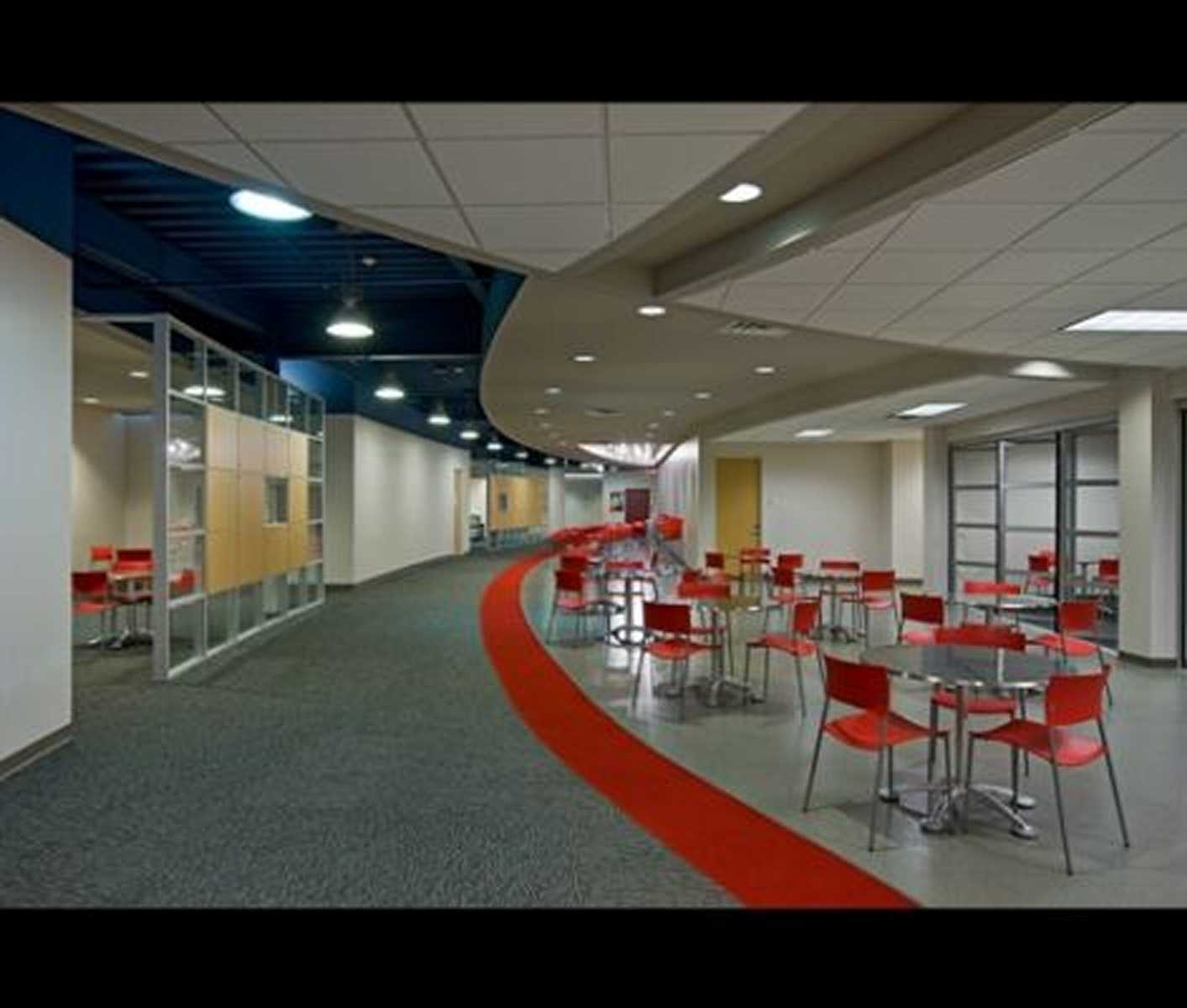 Houston Community College West Loop Campus | Studio RED Architects