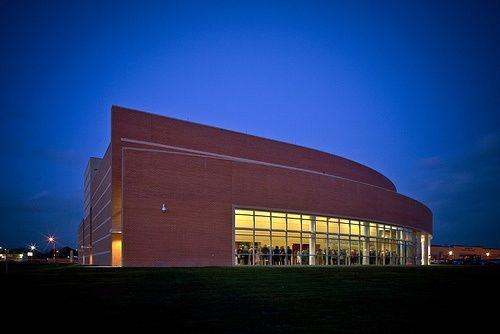 Lee College, Performing Arts Center | Studio RED Architects