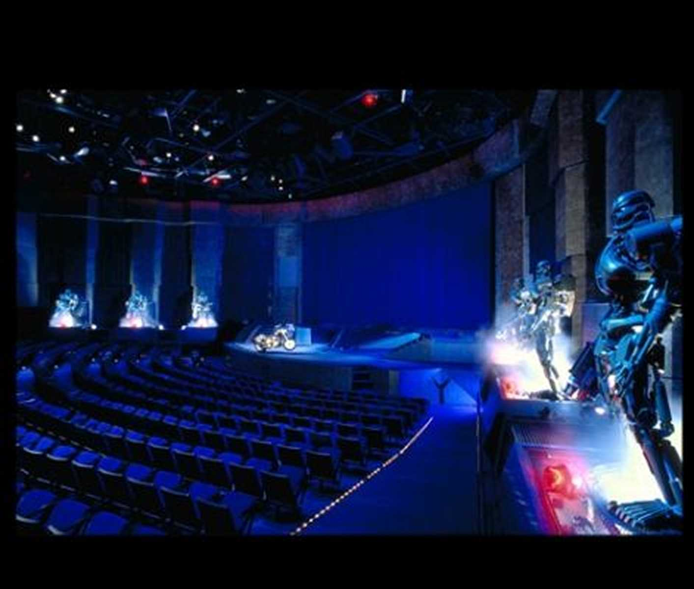 Interactive Theater Design | Entertainment Facility Architect
