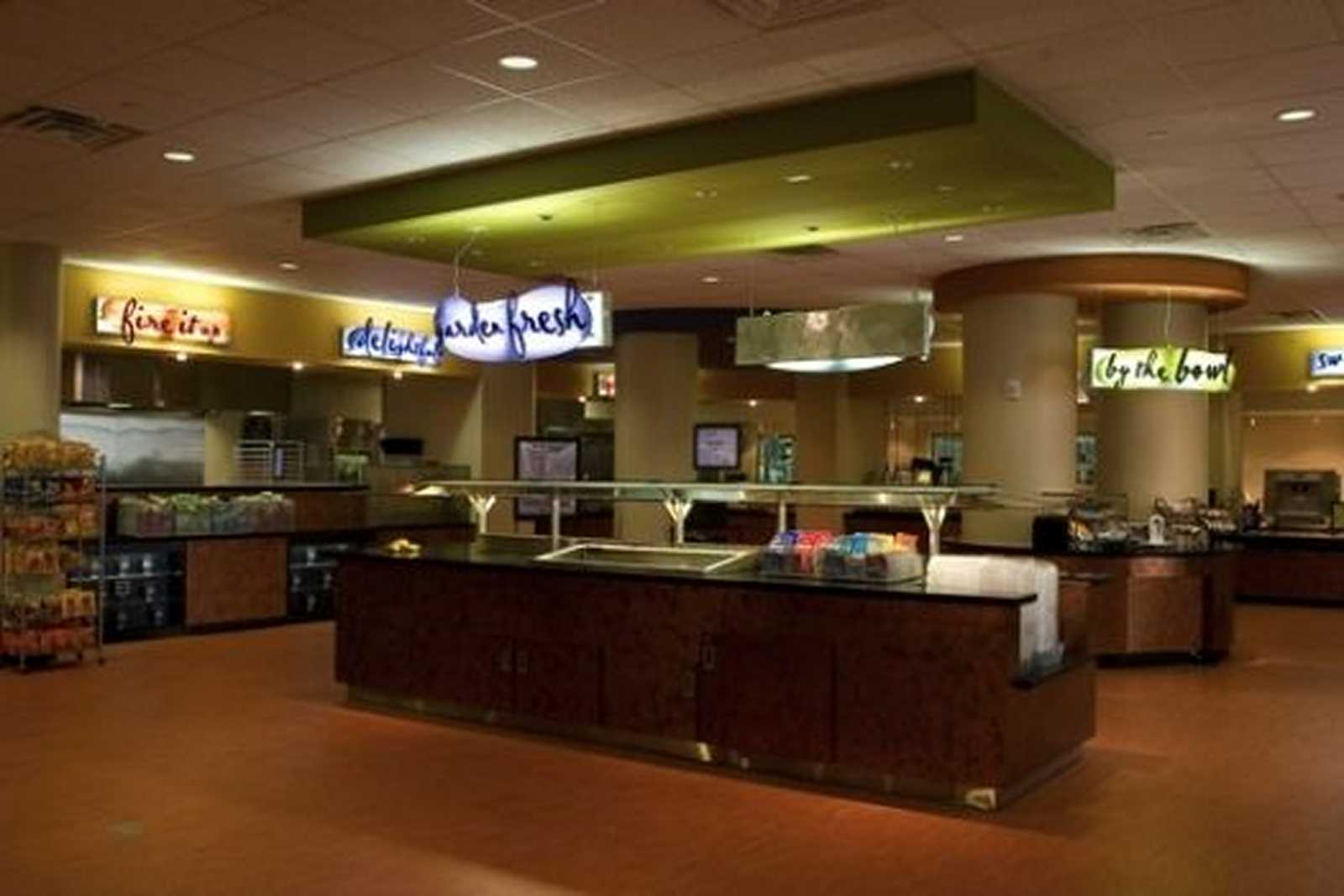 Baylor College Of Medicine Dining Facility