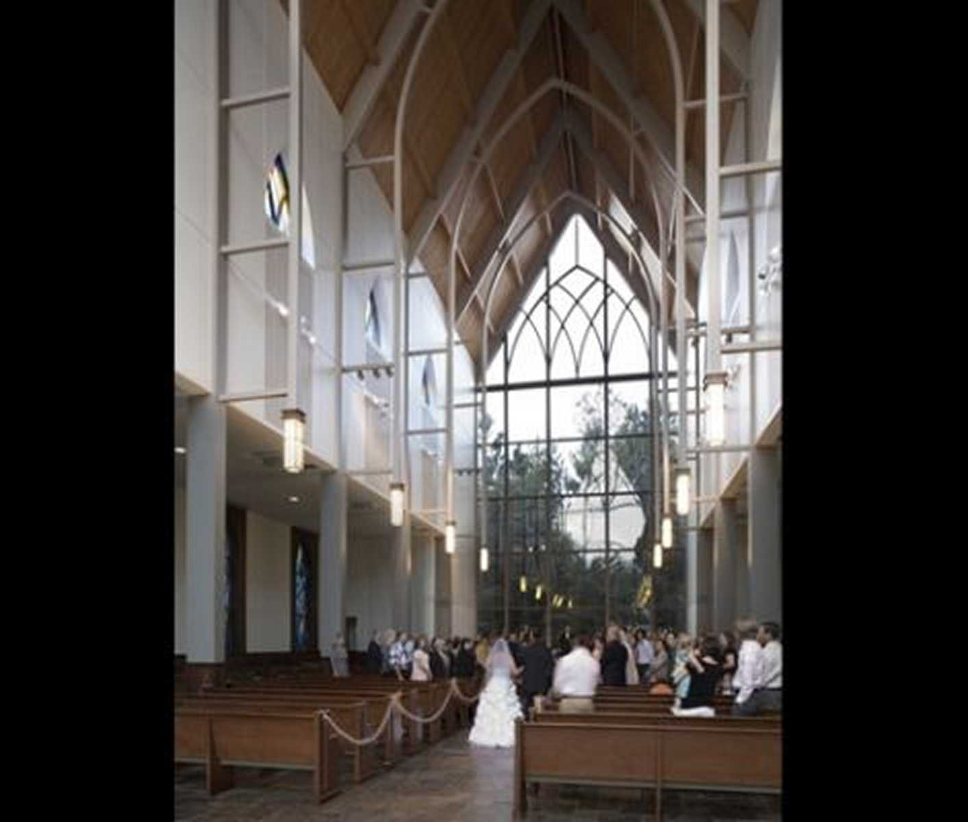 Woodlands church architect studio red architects - Interior designers the woodlands tx ...