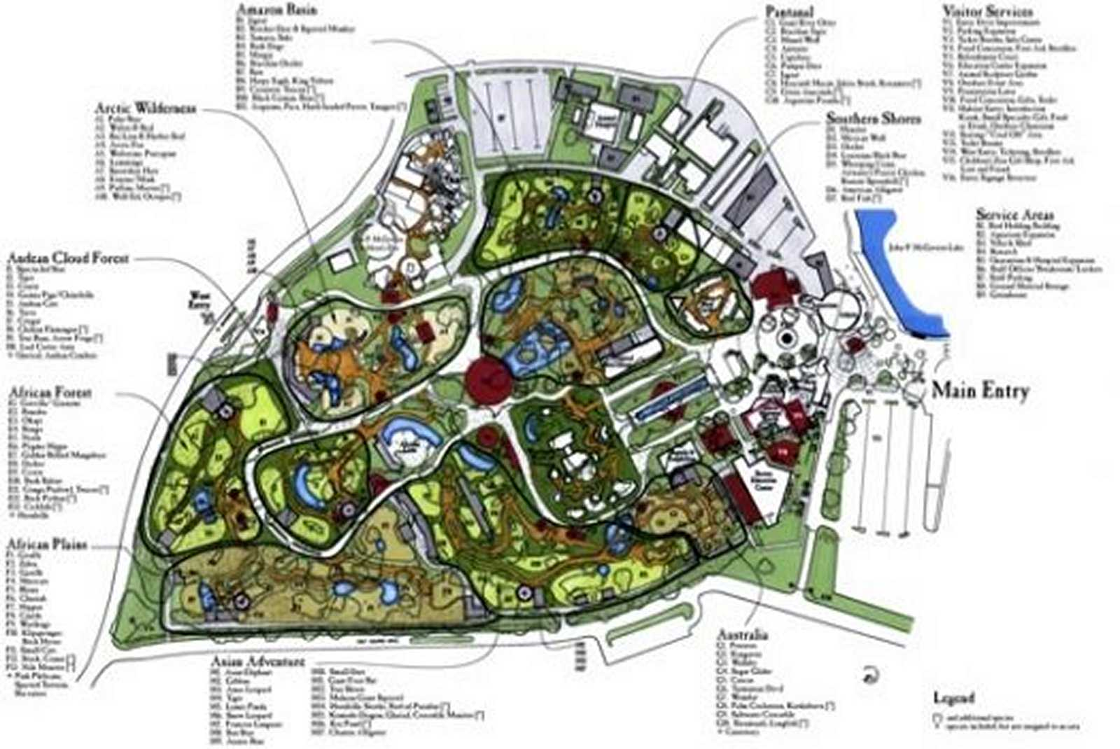 Houston zoo architect master planning firm for Architectural firms in houston