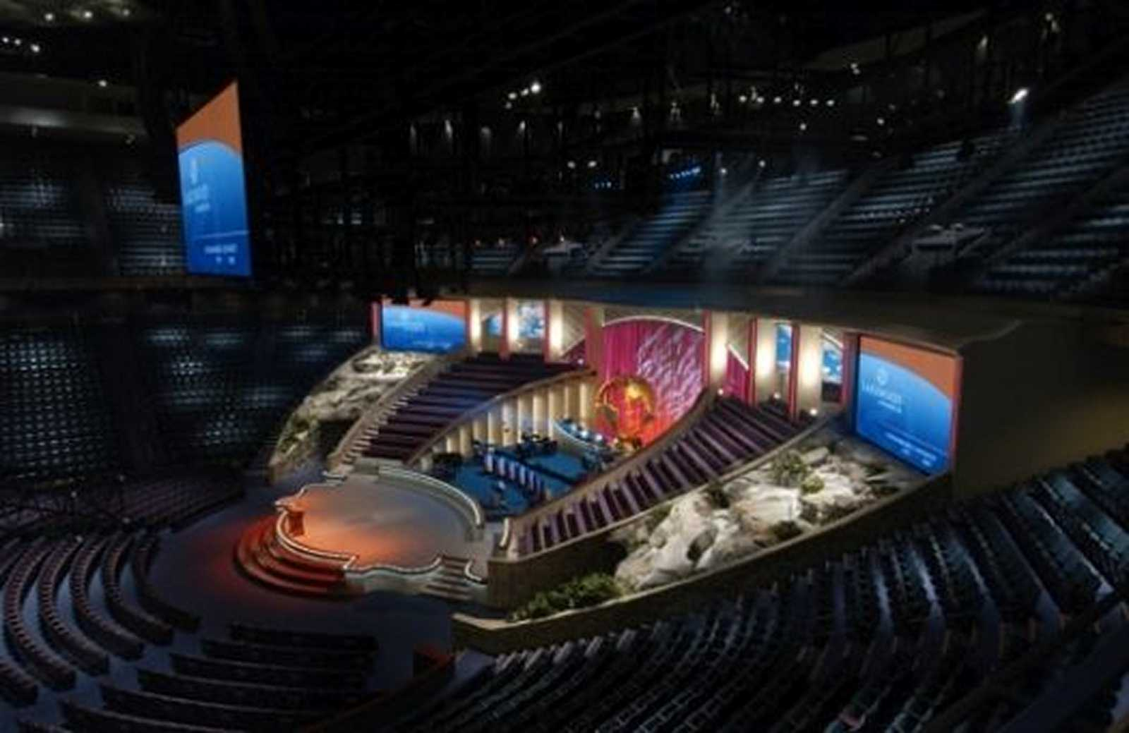 lakewood church dating I'm curious about houston's vast lakewood church, housed in a 16,700-seat arena that not so long ago was home to the houston rockets, i'm curious about the church, but also the pastor, the effervescent joel osteen.