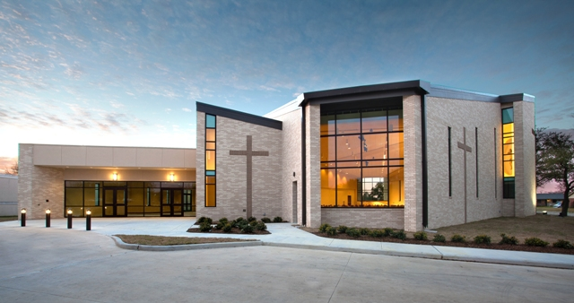 new church building designs houston architects worship facility